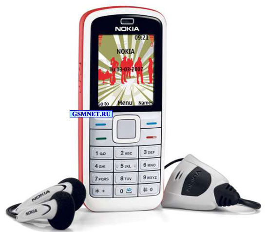 Новинки Nokia 5070