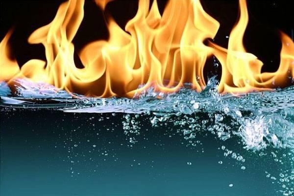 Игры для всех Огонь и Вода