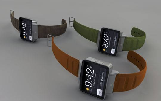 часы для айфона