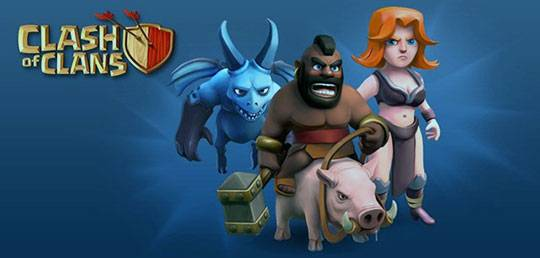 герои Clash of Clans