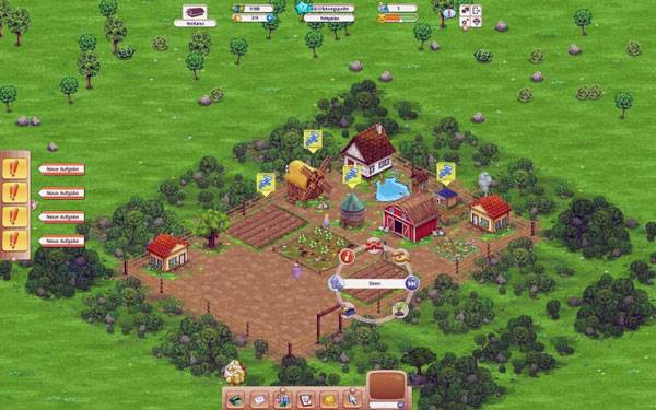big farm играть онлайн