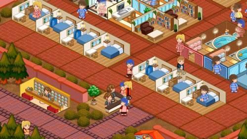Игры онлайн гостиницы - игровая индустрия