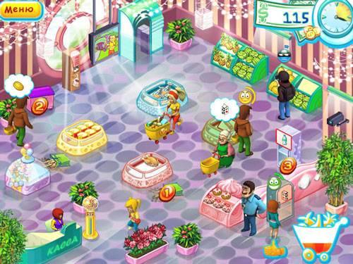 игра магазин игрушек