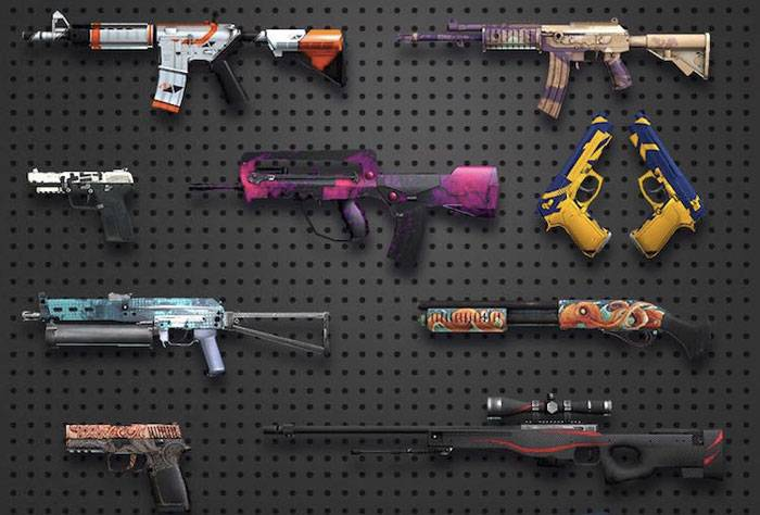 cs go weapon skins