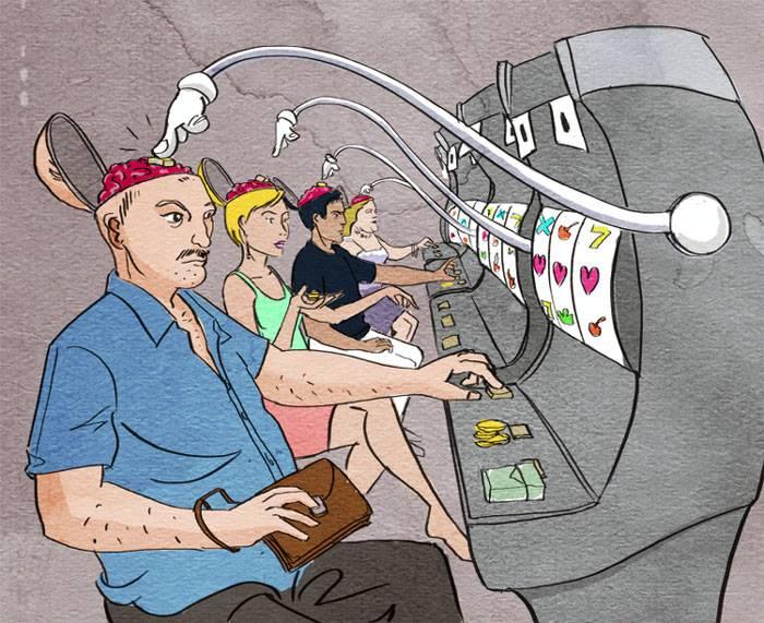 Азартные игры и игровая зависимость