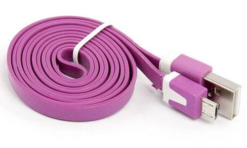 Интерфейсный кабель USB-microUSB 1m