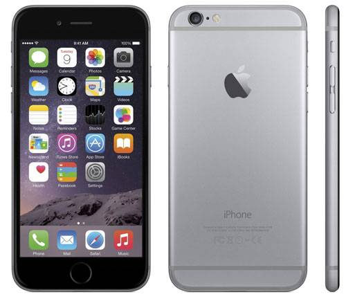 Apple iPhone 6 Plus (16Gb / Gold)