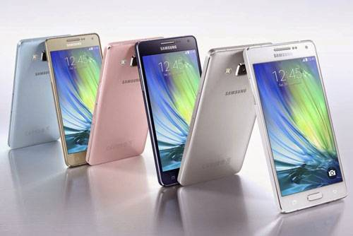 Samsung Galaxy A5 Smartphone Android 4.4