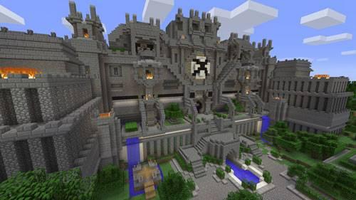 Minecraft Xbox One Edition Windows Theme