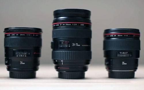Объективы для начинающего фотографа