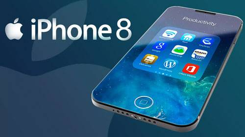 фото и видео iPhone 8
