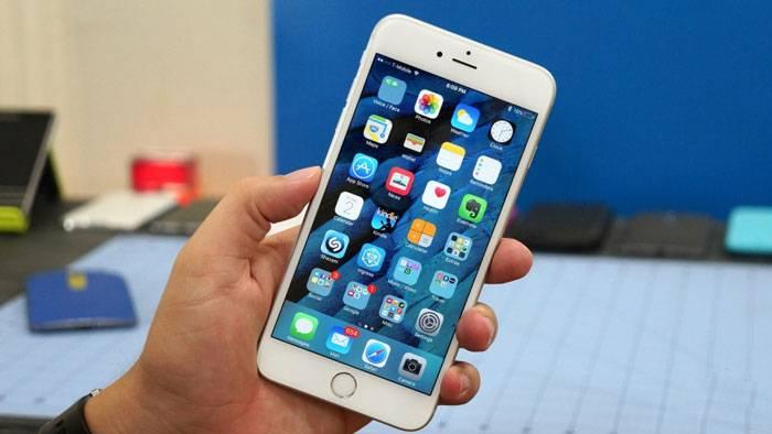 восстановленный айфон 7 plus