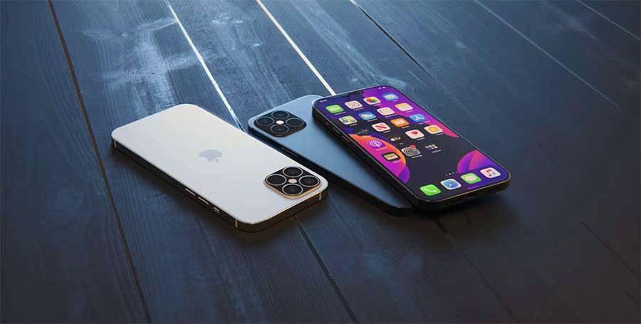 Обзор IPhone 12